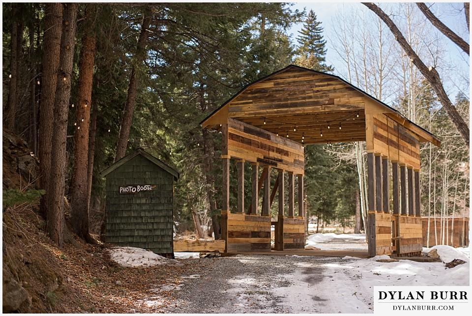 Blackstone Rivers Ranch Wedding Venue Colorado Wedding