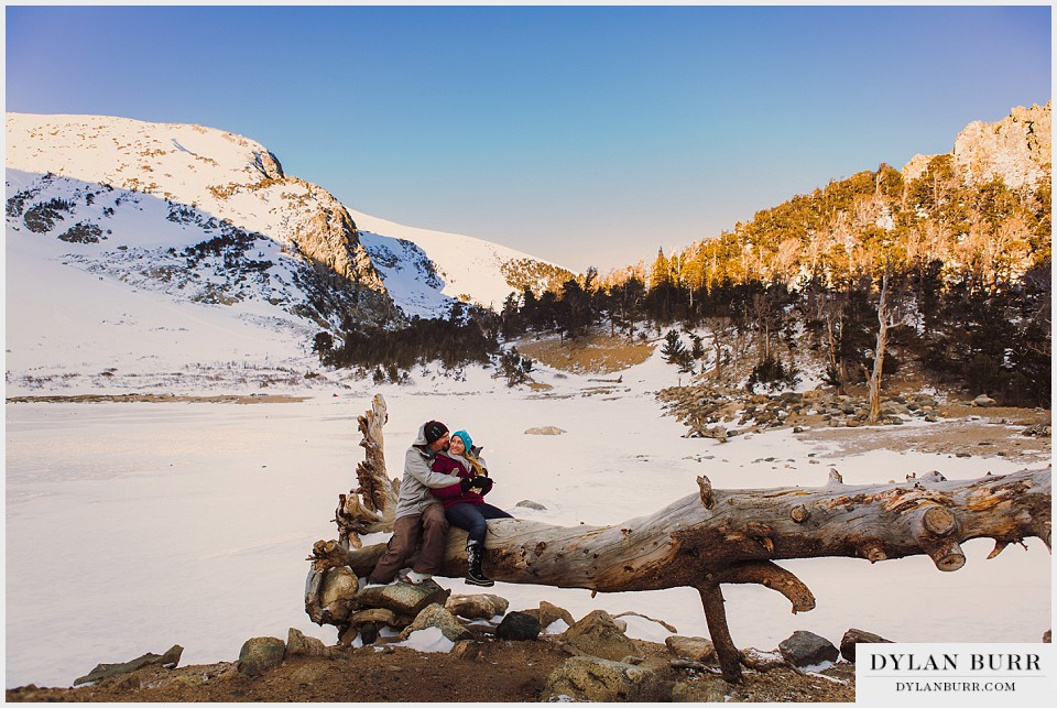 colorado-mountain-engagement-photos-winter-glacier-lake
