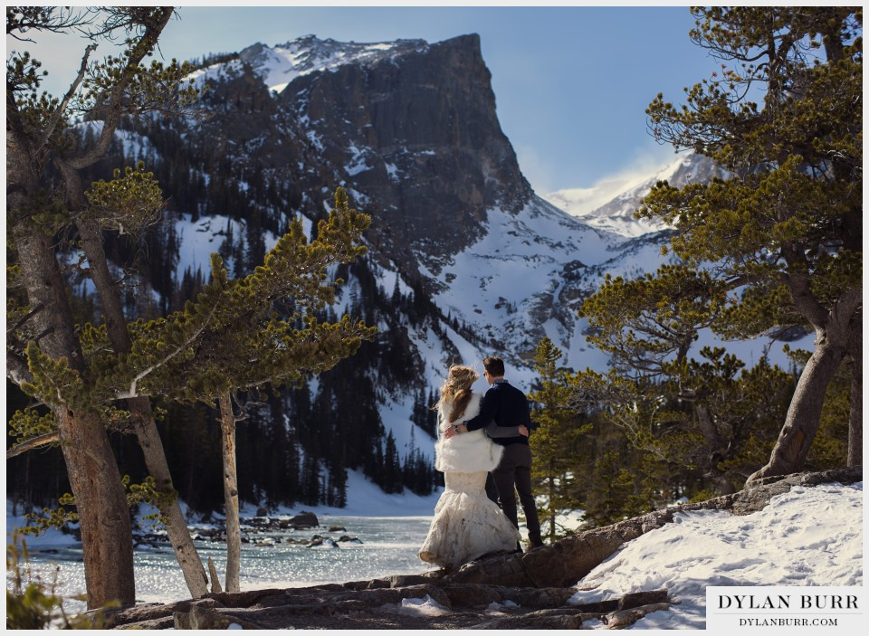colorado winter wedding anniversary wanderlust