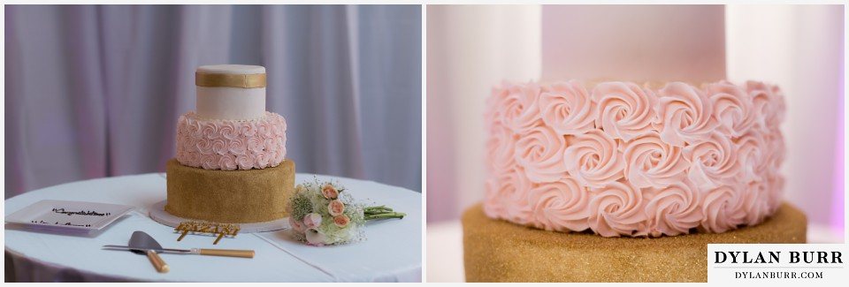 colorado wedding photographer denver botanic gardens cake the makery