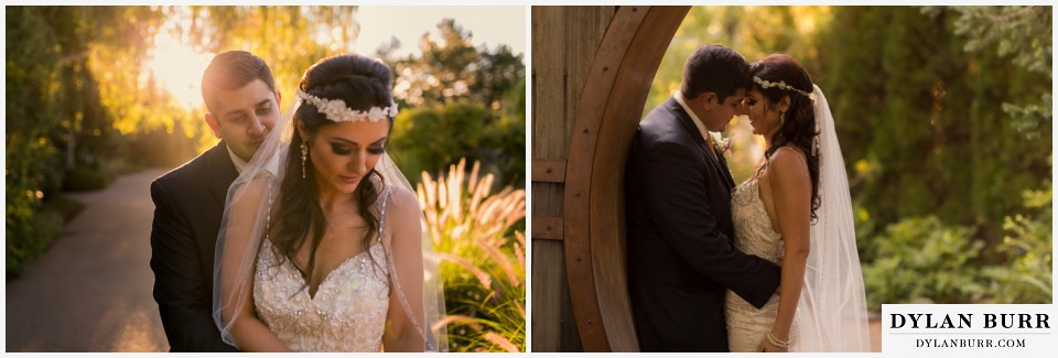colorado wedding photographer denver botanic gardens persian couple