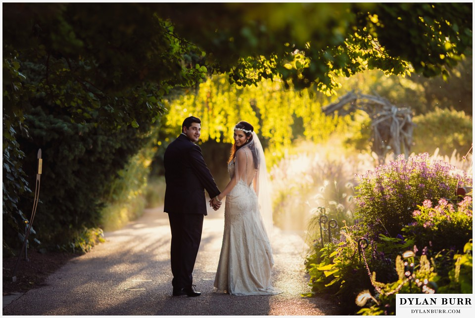 colorado wedding photographer denver botanic gardens persian wedding
