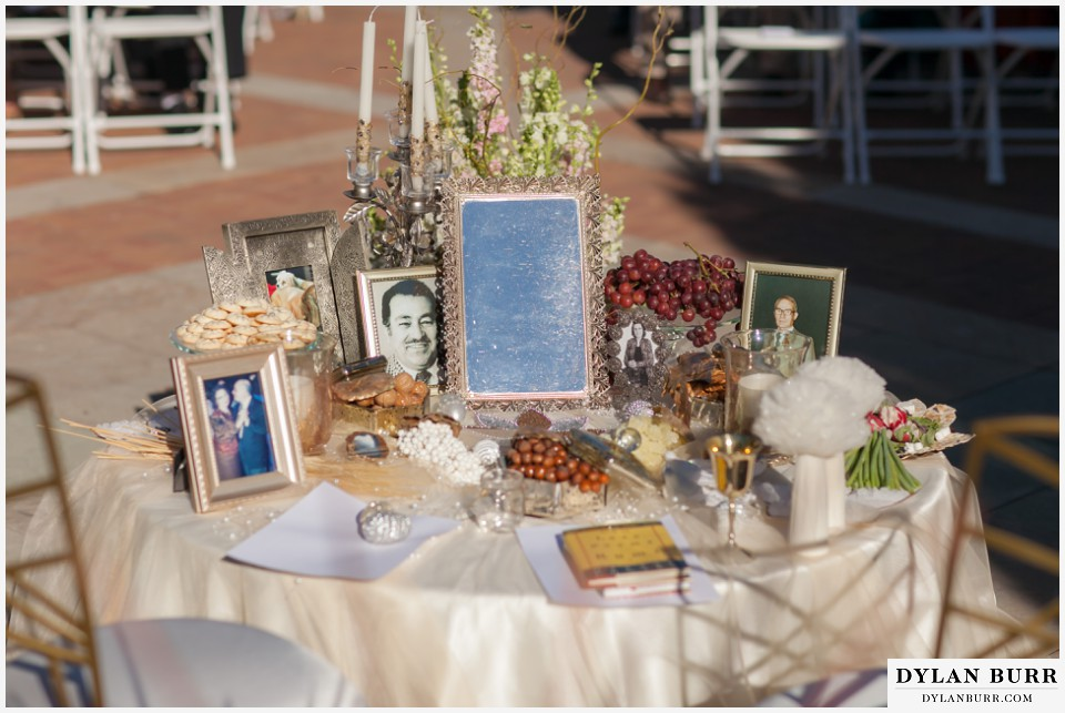 colorado wedding photographer denver botanic gardens sofreh aghd table