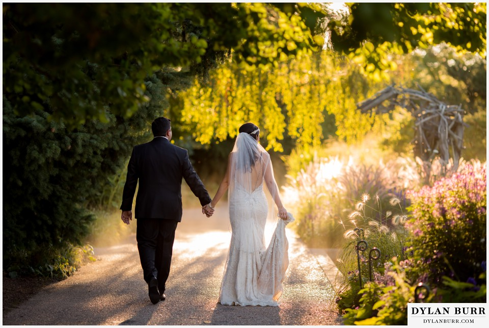 colorado wedding photographer denver botanic gardens summer persian wedding