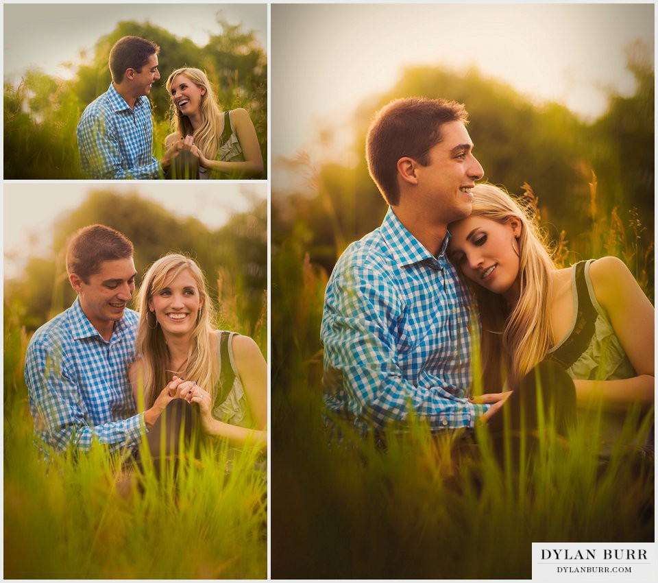 outdoor nature engagement session-colorado