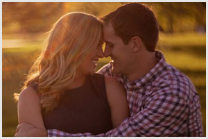 denver engagement session at sloans lake