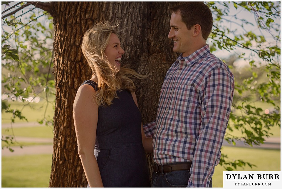 denver engagement session sloans lake