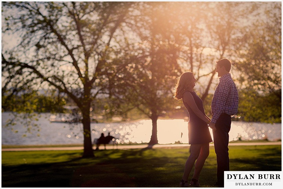 denver engagement session couples portraits sloans lake