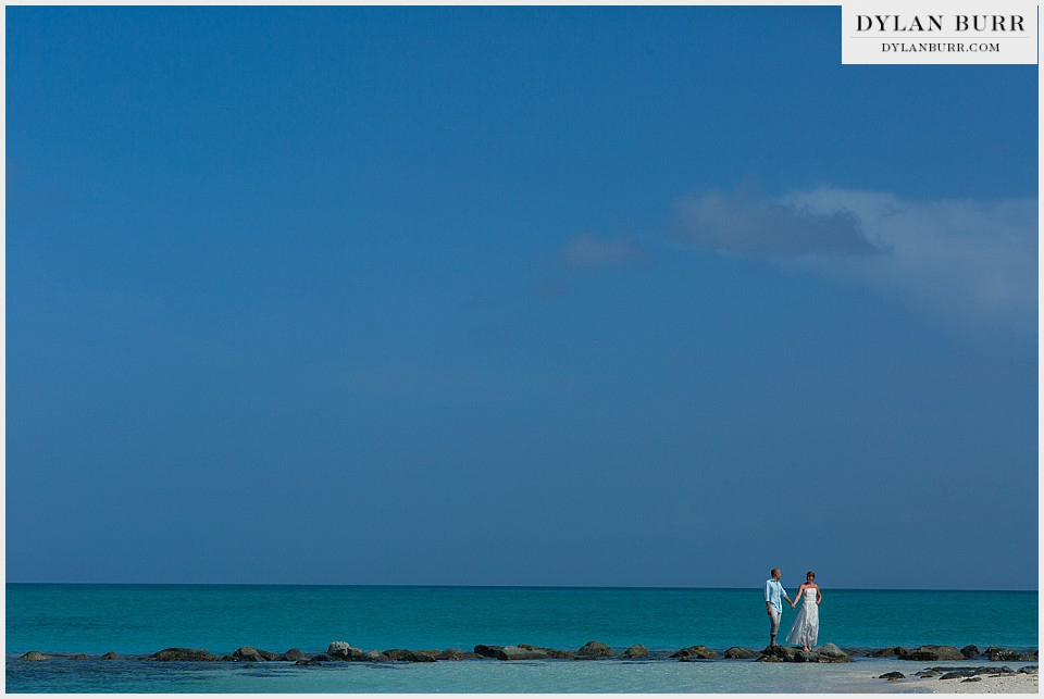 destination pelican beach wedding turks caicos day before.