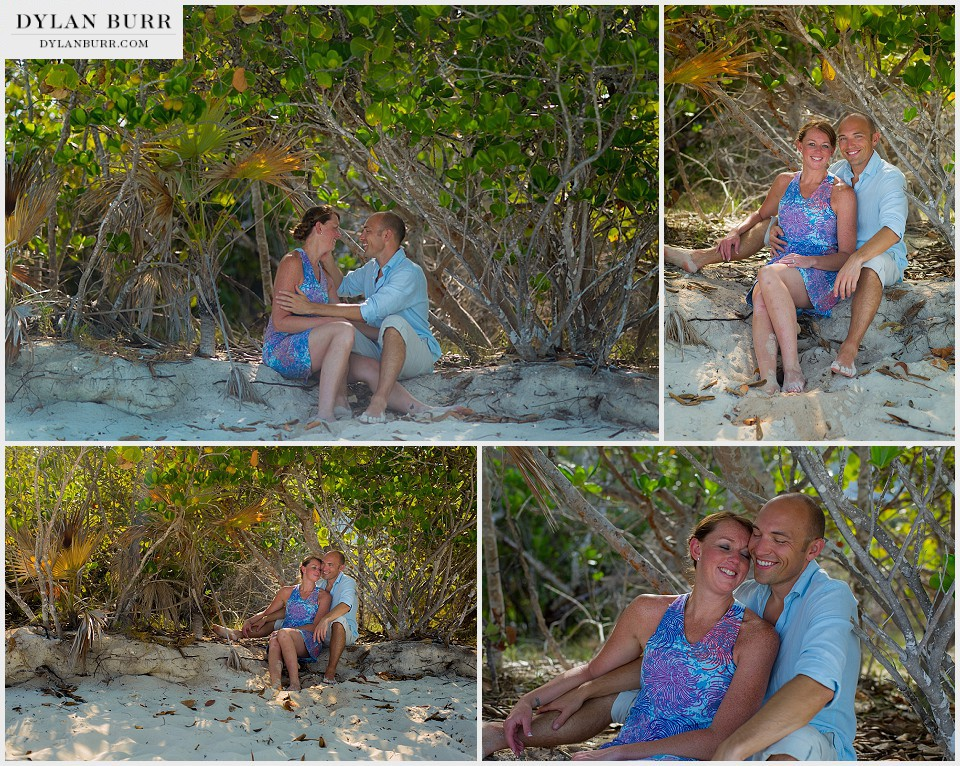 destination wedding in bush turks caicos