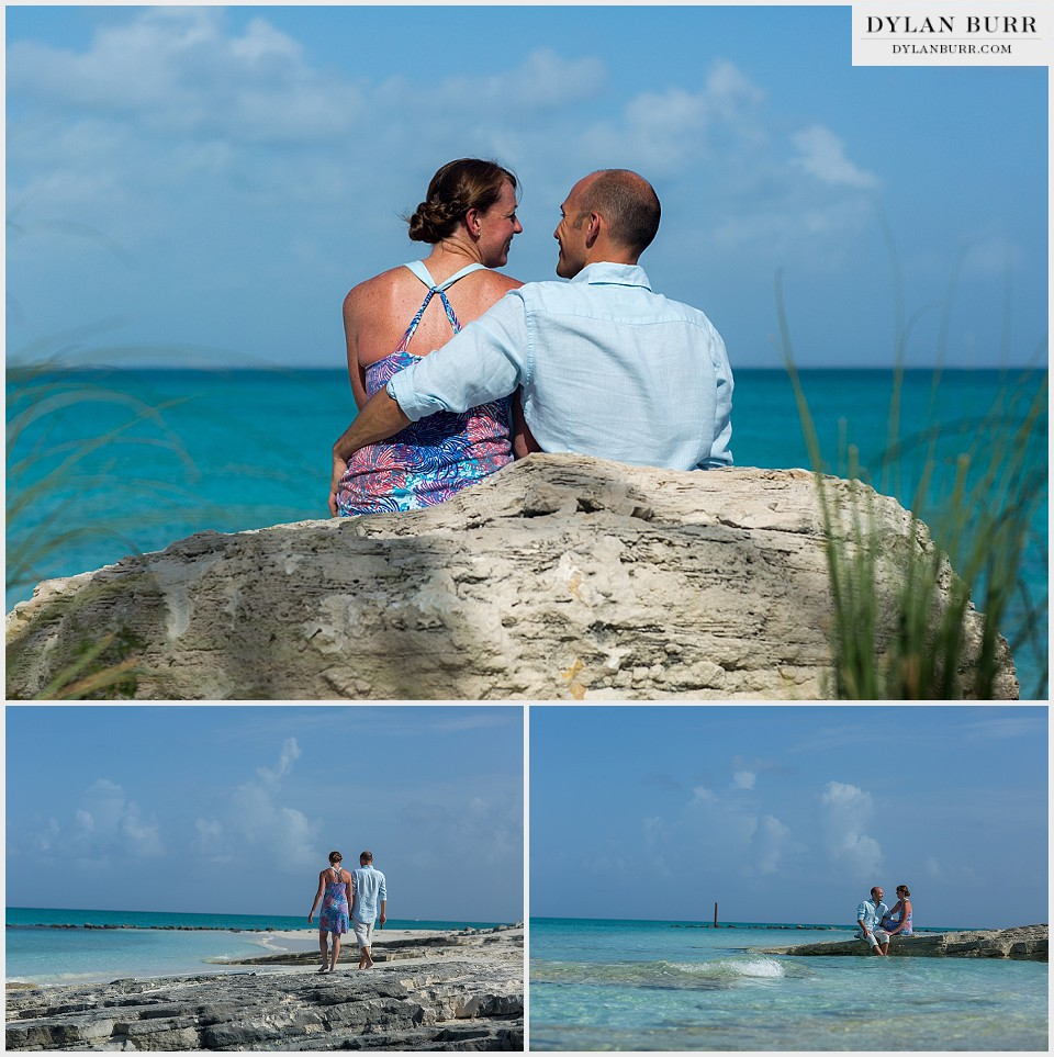 destination wedding pelican beach turks caicos