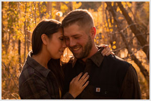engagement photos golden colorado photographer