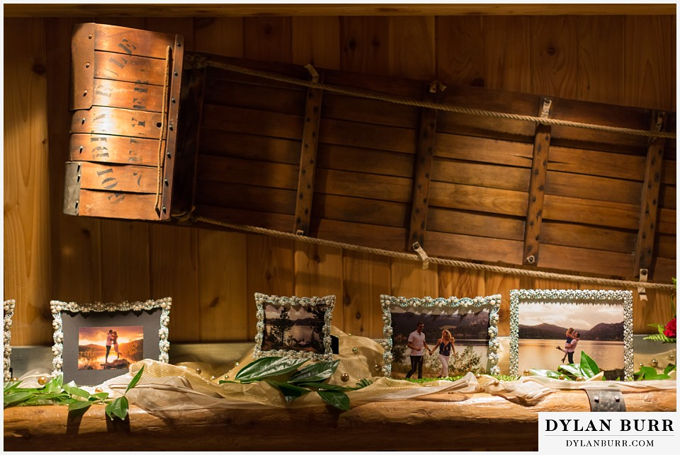the lodge at sunspot wedding winter park wedding decor