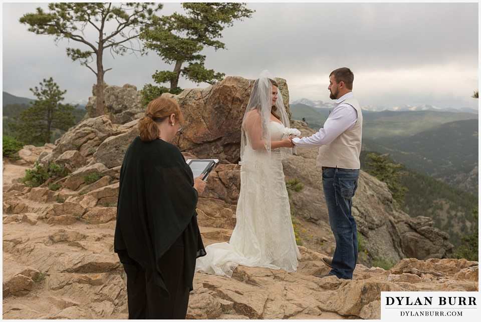 get married in colorado rocky mountains boulder colorado elopement