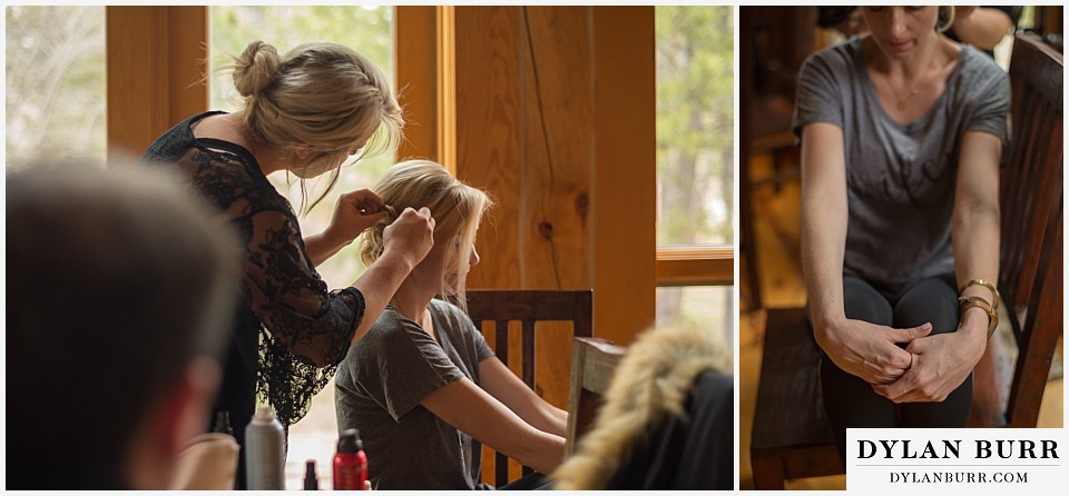 grand teton destination wedding tanya crocker makeup and hair