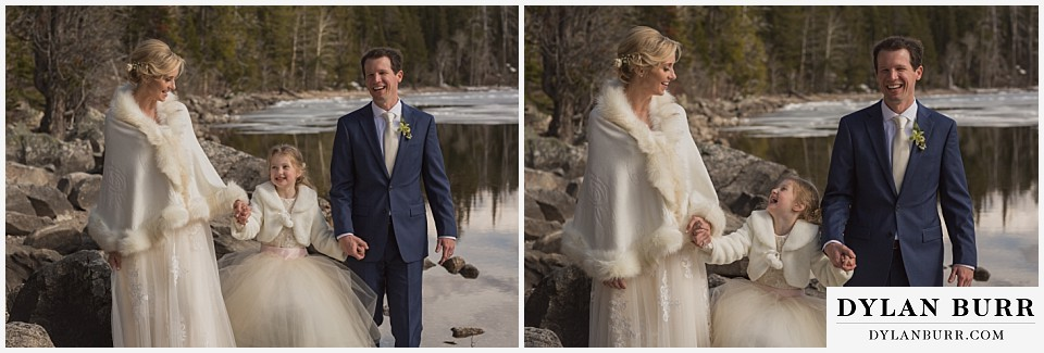 grand teton destination wedding jenny lake walking