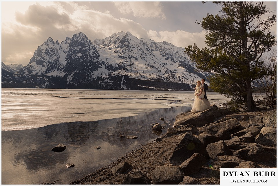 grand teton destination mountain wedding