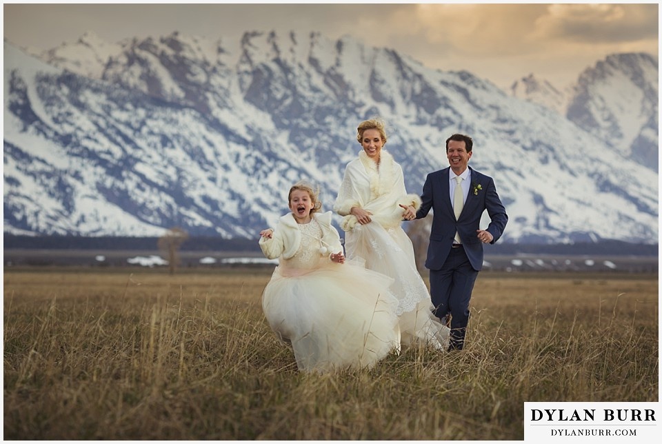 grand teton destination fun winter wedding