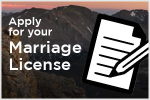 apply for a colorado marriage license
