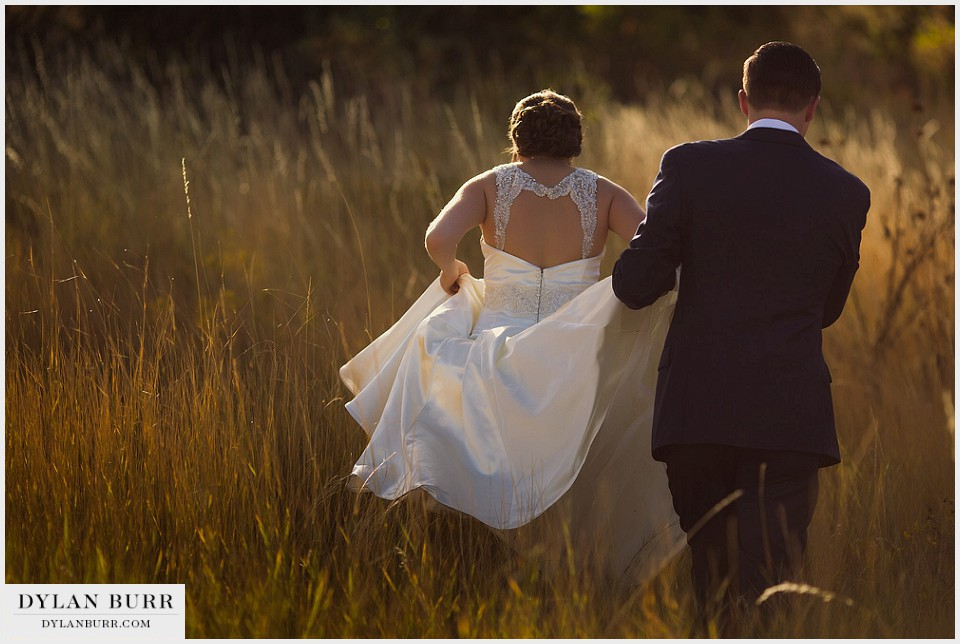 lionsgate gatehouse wedding bride groom tall grass