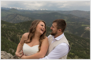 lost gulch overlook wedding boulder co