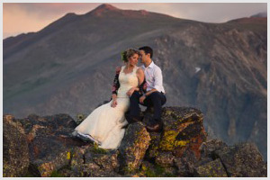 rocky mountain national park wedding estes park colorado