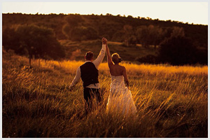 outdoor rustic colorado wedding montrose co