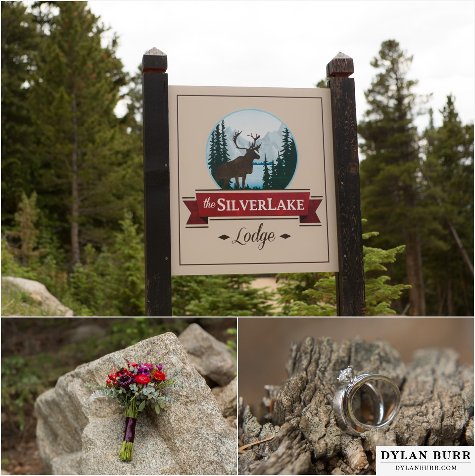 colorado mountain wedding silverlake lodge idaho springs