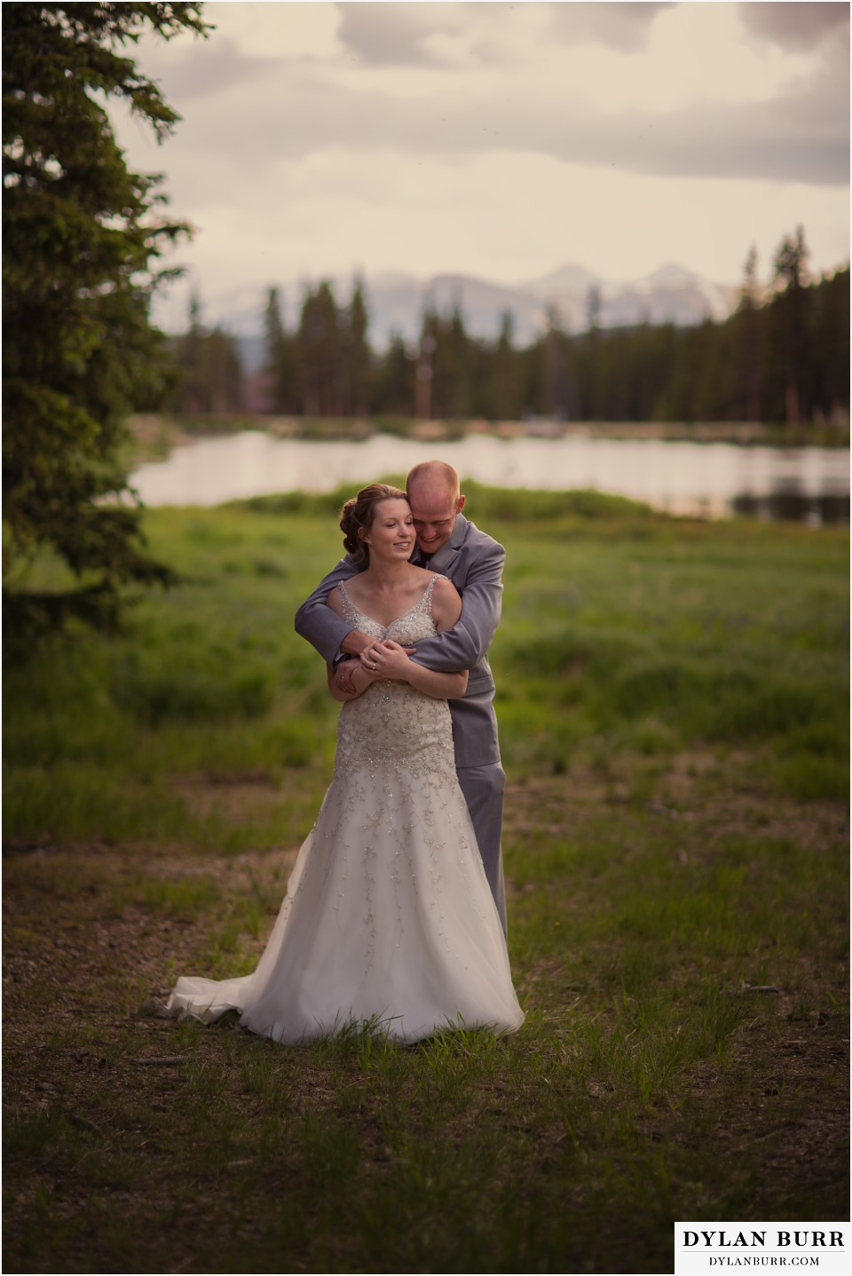 colorado mountain wedding silverlake lodge photos