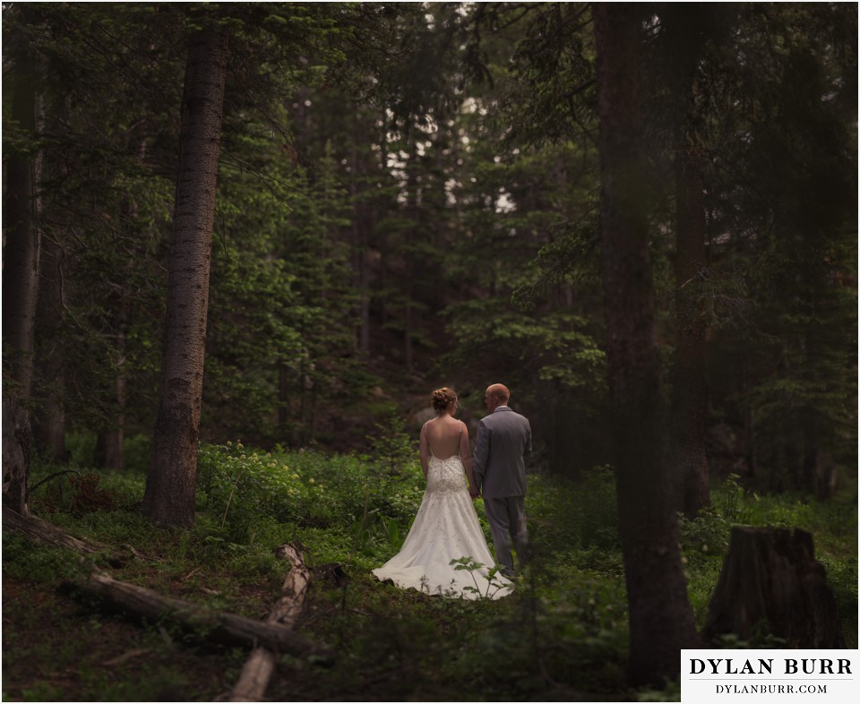 colorado mountain wedding silverlake lodge