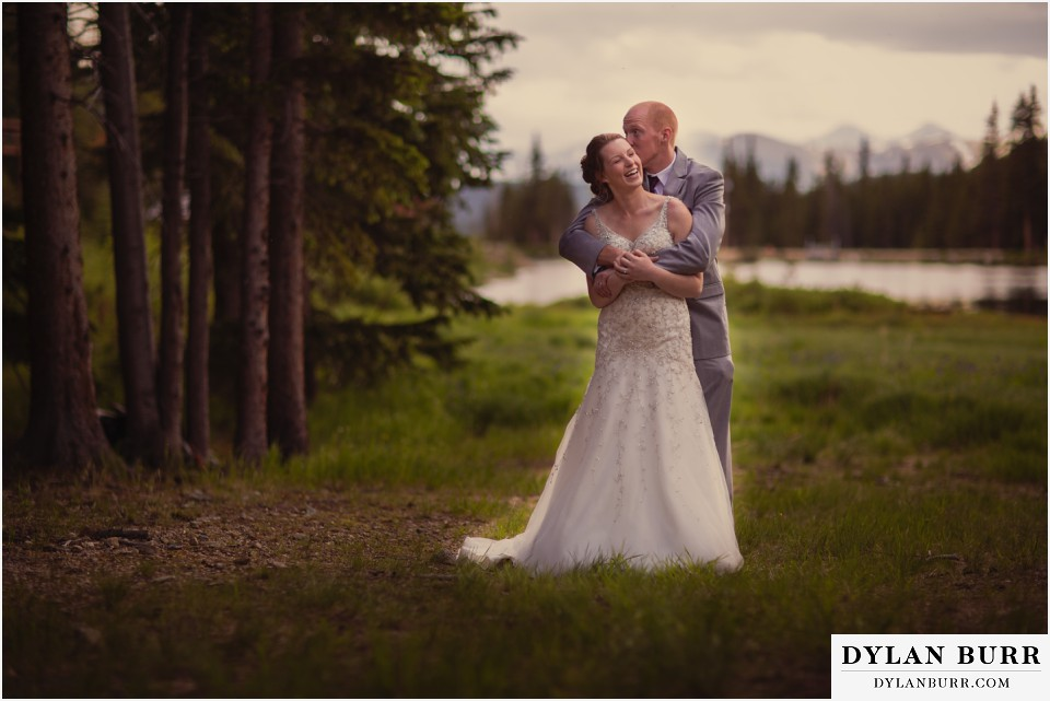 silverlake lodge idaho springs wedding