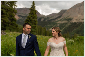 telluride colorado elopement wedding adventure
