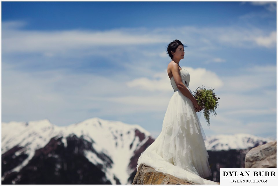 colorado wedding venue aspen mountain little nell