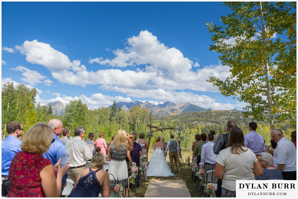 colorado wedding venue ceremony site silverpick lodge
