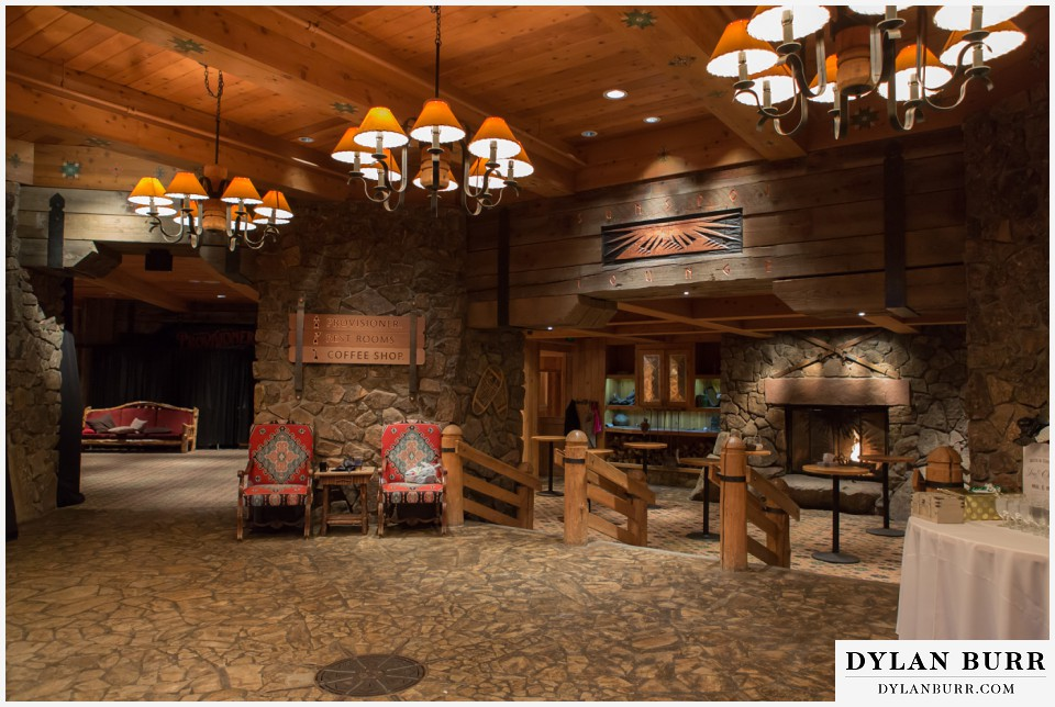 colorado wedding venue lodge sunspot winter park co