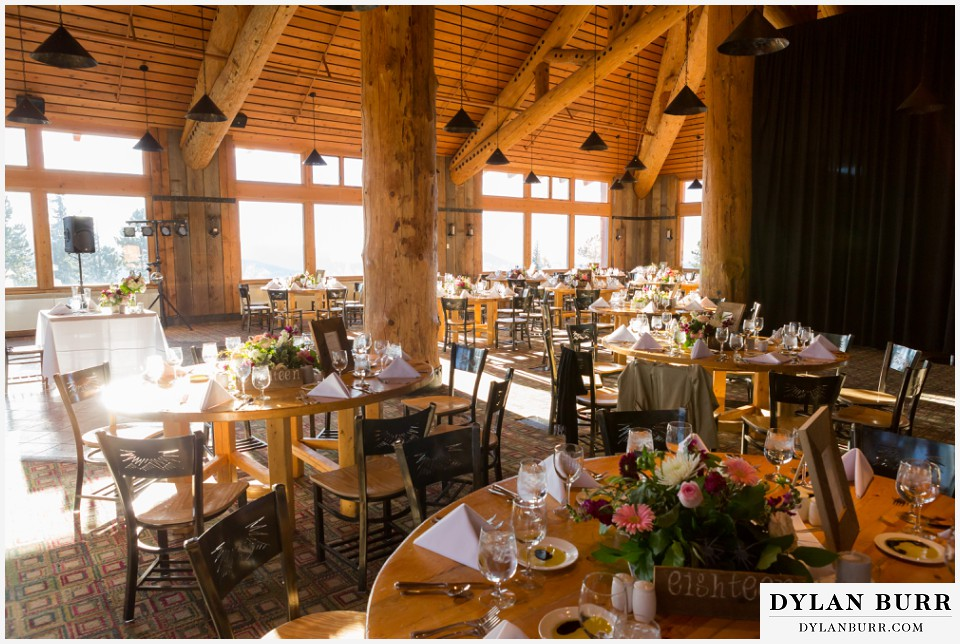 lodge at sunspot wedding venue