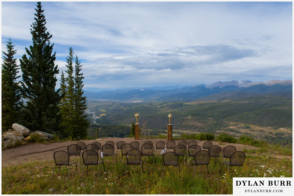 wedding venues in colorado ceremony site winter park