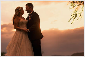 vista applewood golf course wedding