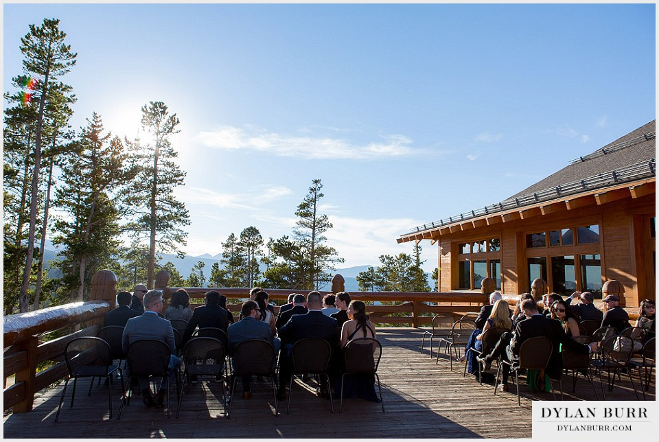 winter park wedding lodge at sunspot ceremony