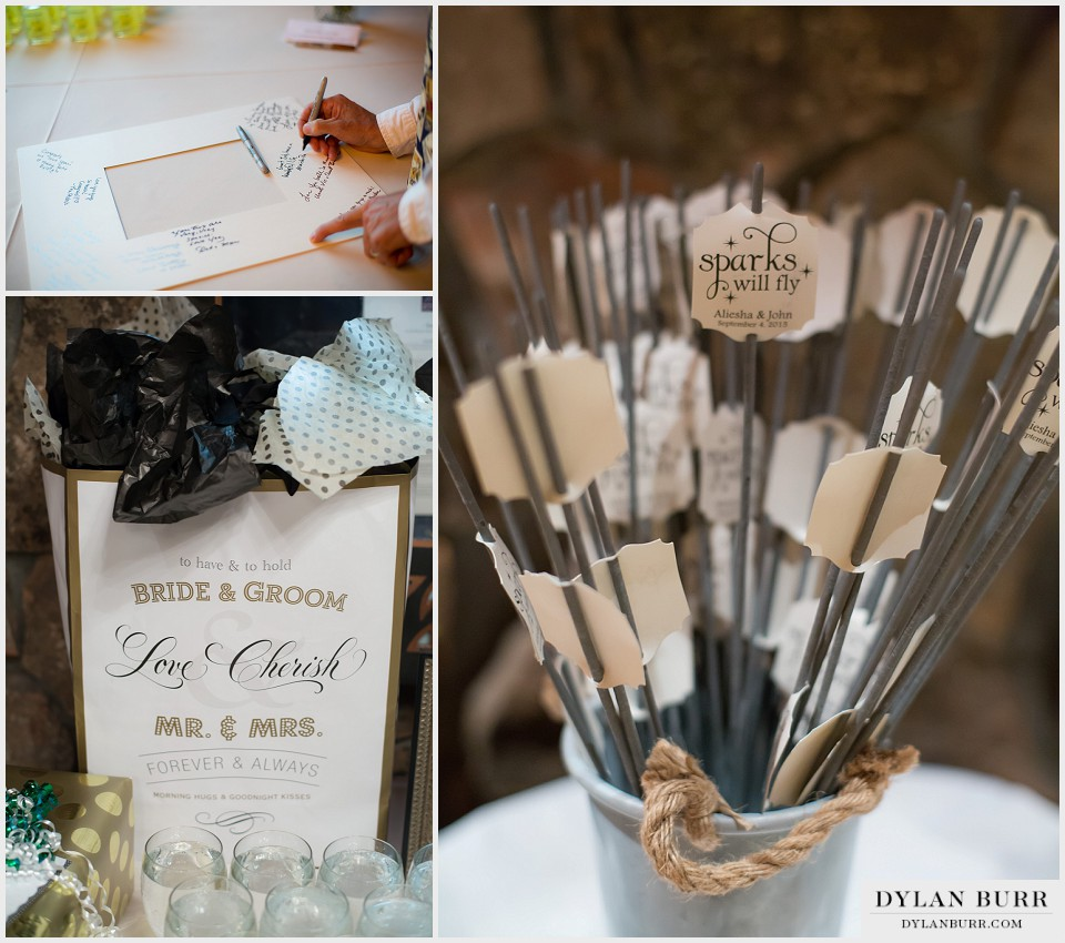 winter park wedding details sparkers sparks will fly lodge sunspot