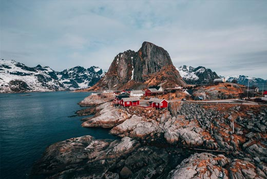 norway islands